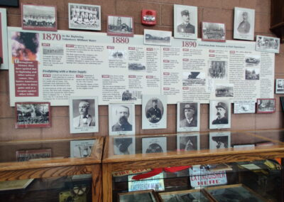 History of Fire Fighting in Colorado Springs