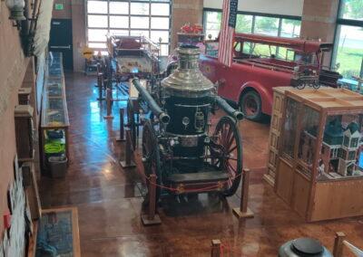 1898 Metropolitan Steamer