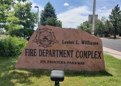 Lester L. Williams Fire Department Complex - home of the Williams Fire Museum