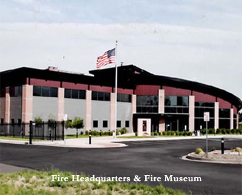 Williams Fire Museum building