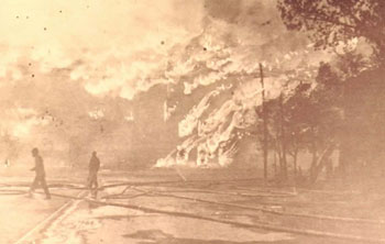 Antler's Hotel Fire pic 3